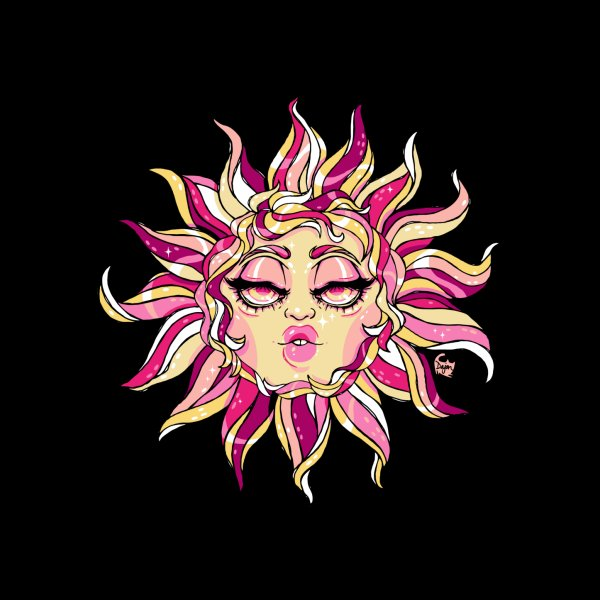 image for Lady in the Sun