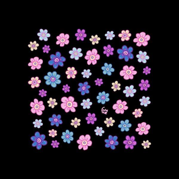 image for Flower Doodle Pattern