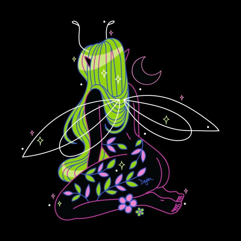 Dragonfly Fairy Men's T-Shirt by Dajon Acevedo
