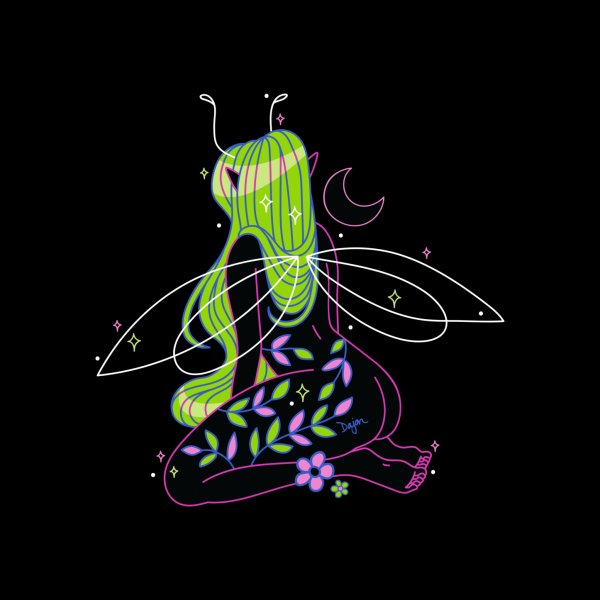 Design for Dragonfly Fairy