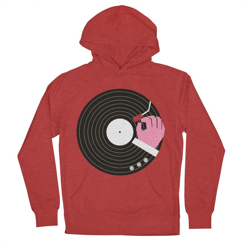 Music Business Women's Pullover Hoody by daleedwinmurray's Artist Shop
