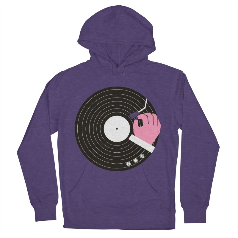 Music Business Men's Pullover Hoody by daleedwinmurray's Artist Shop