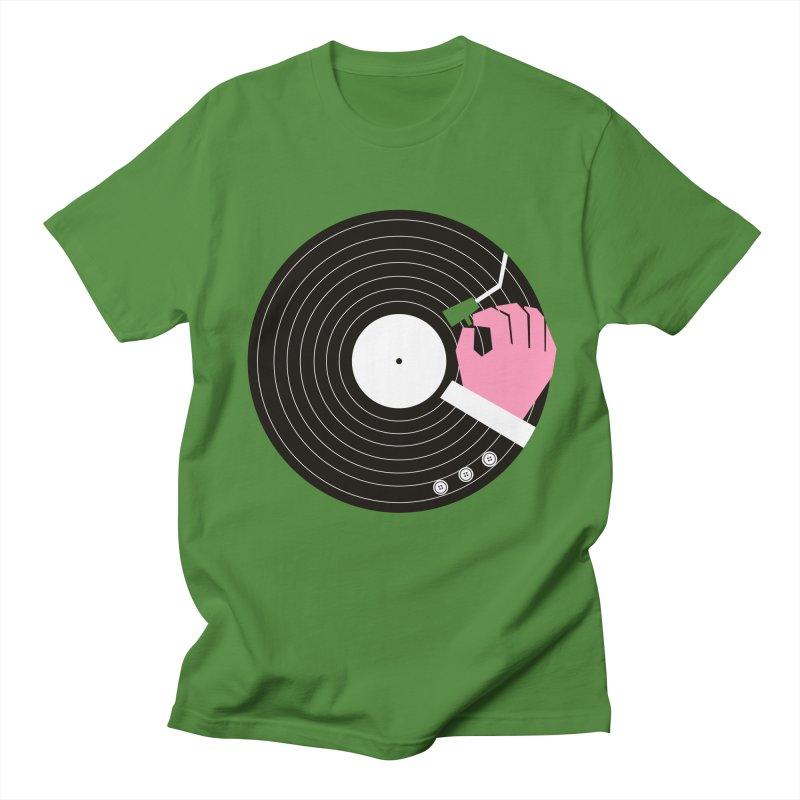 Music Business Men's T-shirt by daleedwinmurray's Artist Shop