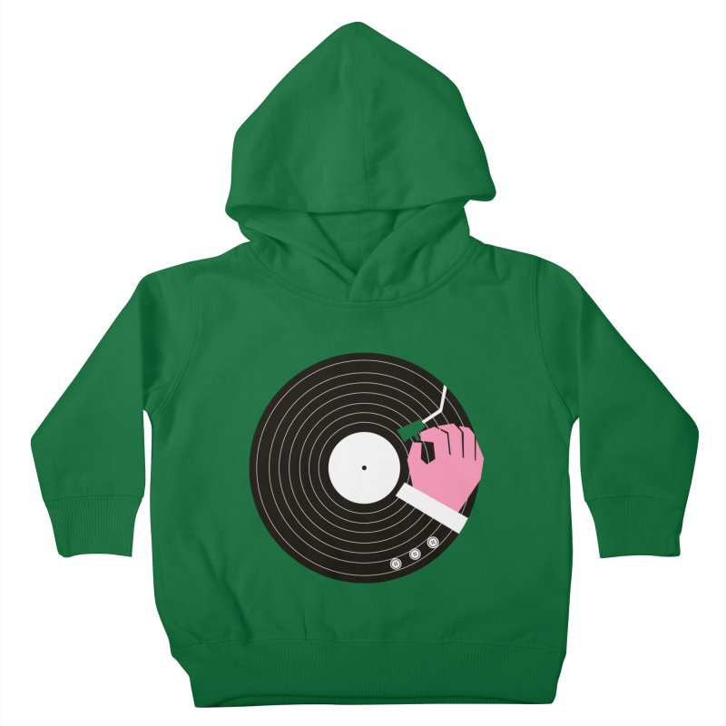 Music Business Kids Toddler Pullover Hoody by daleedwinmurray's Artist Shop