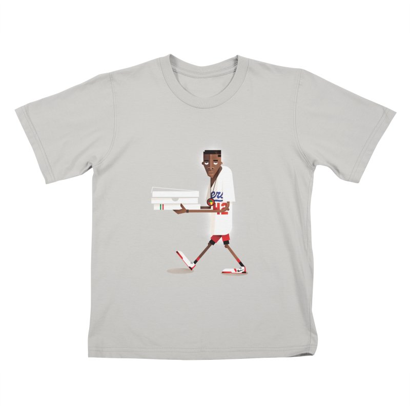 Mookie Kids T-shirt by daleedwinmurray's Artist Shop
