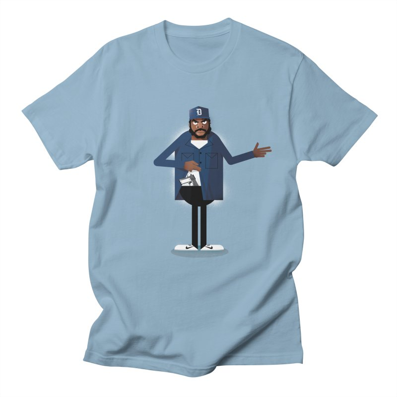 Doughboy Men's T-shirt by daleedwinmurray's Artist Shop