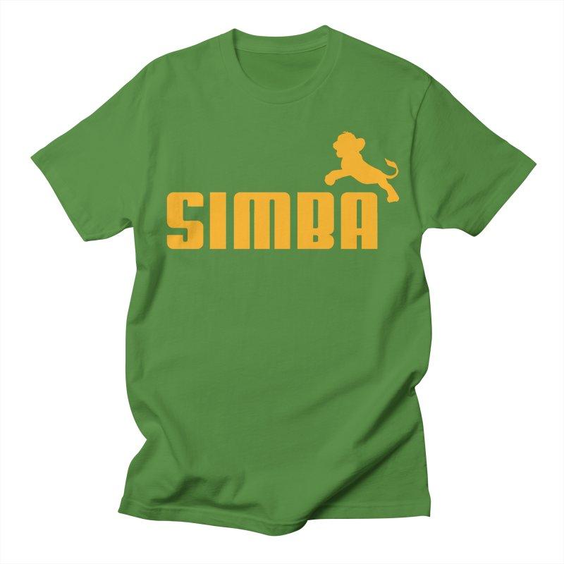 Simba   by Daletheskater