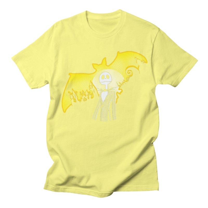 The Dark Nightmare Rises Men's T-shirt by Daletheskater