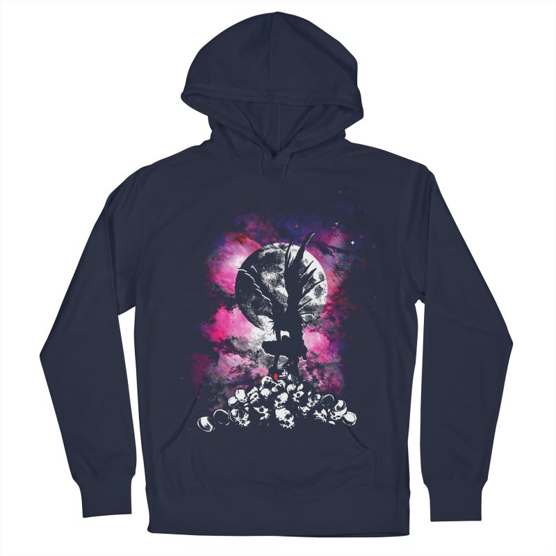 Death Spirit Men's Pullover Hoody by Daletheskater