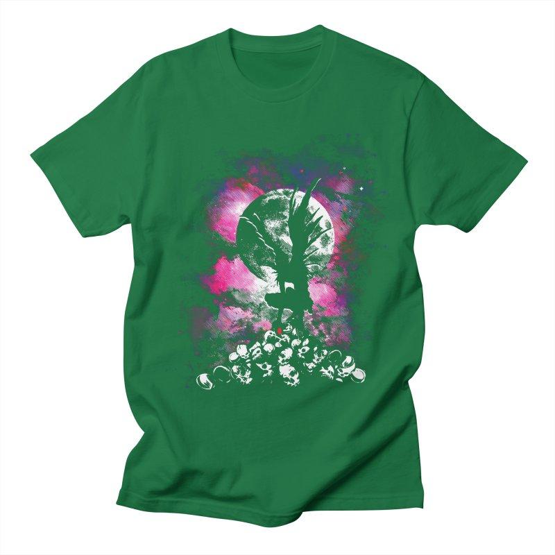 Death Spirit Men's T-shirt by Daletheskater
