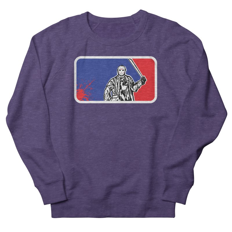 Jason Major League Women's Sweatshirt by Daletheskater