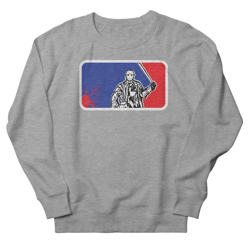 Jason Major League Men's Sweatshirt by Daletheskater