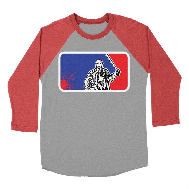 Jason Major League Men's Baseball Triblend T-Shirt by Daletheskater