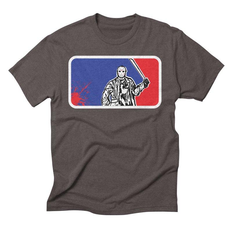 Jason Major League Men's Triblend T-shirt by Daletheskater