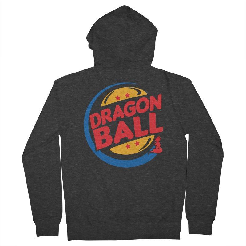 Dragon Ball Women's Zip-Up Hoody by Daletheskater