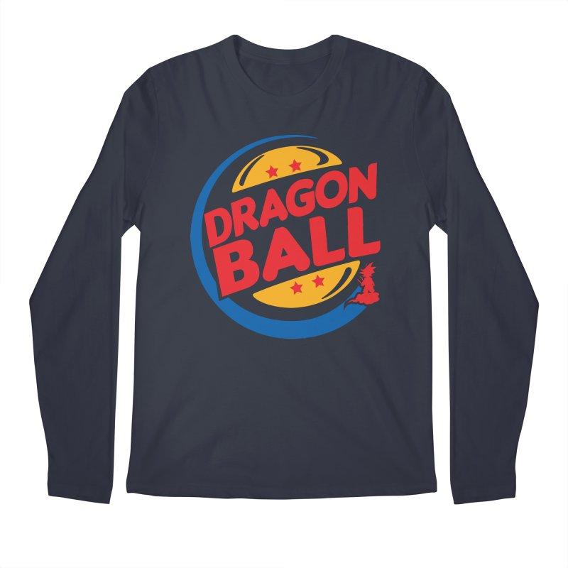 Dragon Ball Men's Longsleeve T-Shirt by Daletheskater