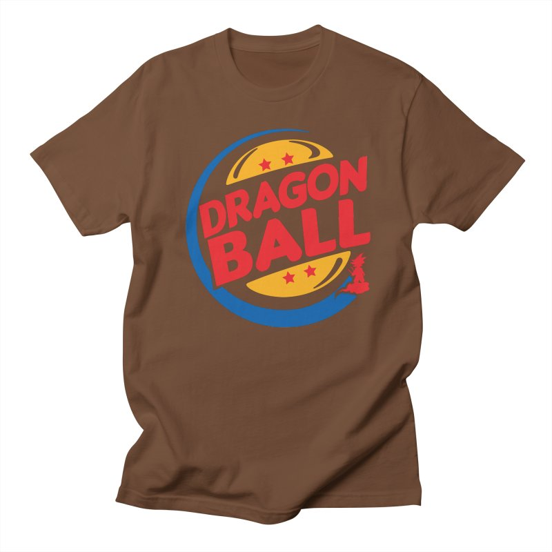 Dragon Ball Men's T-shirt by Daletheskater