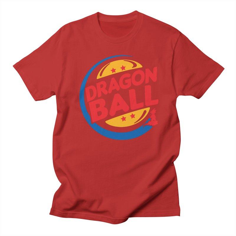 Dragon Ball Men's T-shirt by Daletheskater