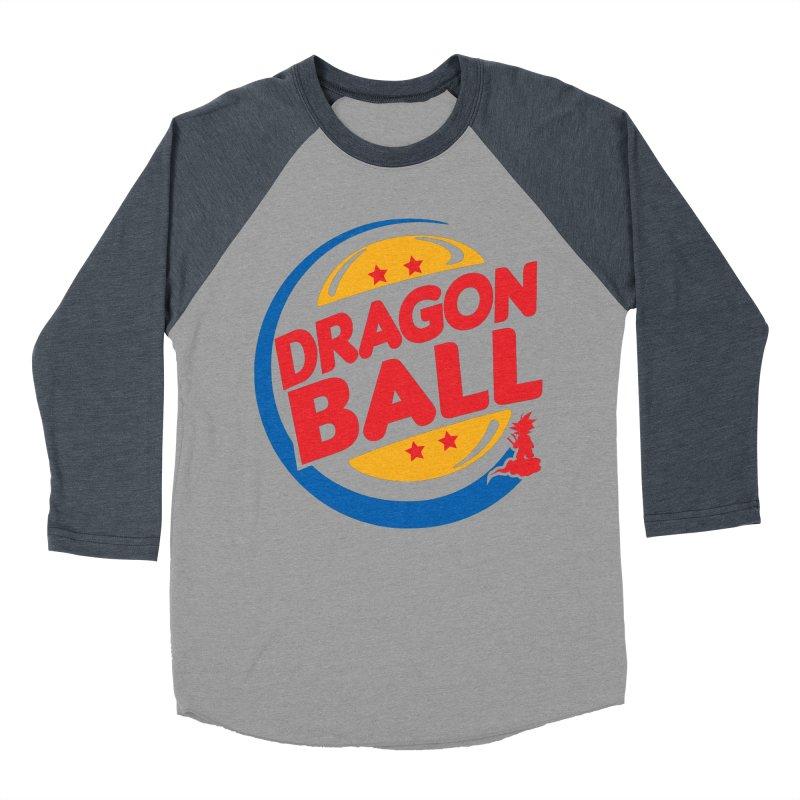 Dragon Ball Women's Baseball Triblend T-Shirt by Daletheskater
