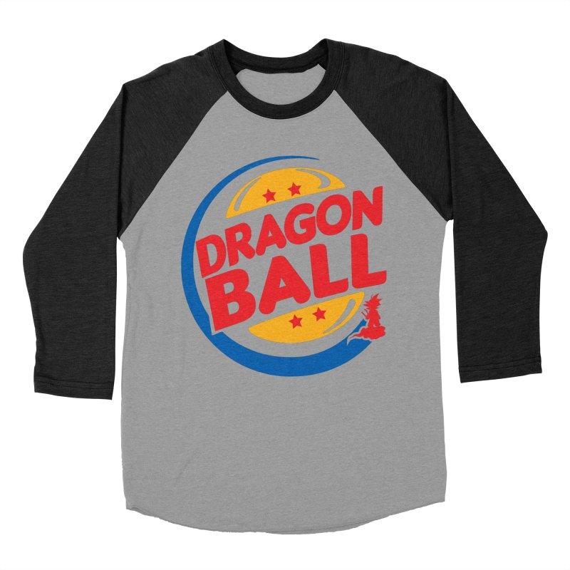 Dragon Ball Men's Baseball Triblend T-Shirt by Daletheskater