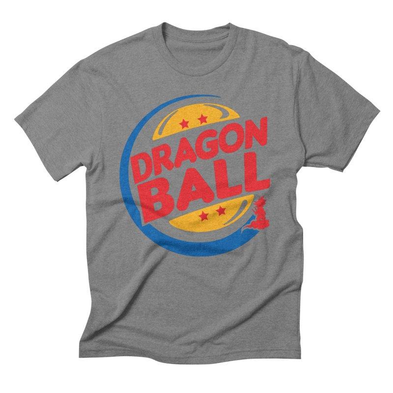 Dragon Ball Men's Triblend T-shirt by Daletheskater