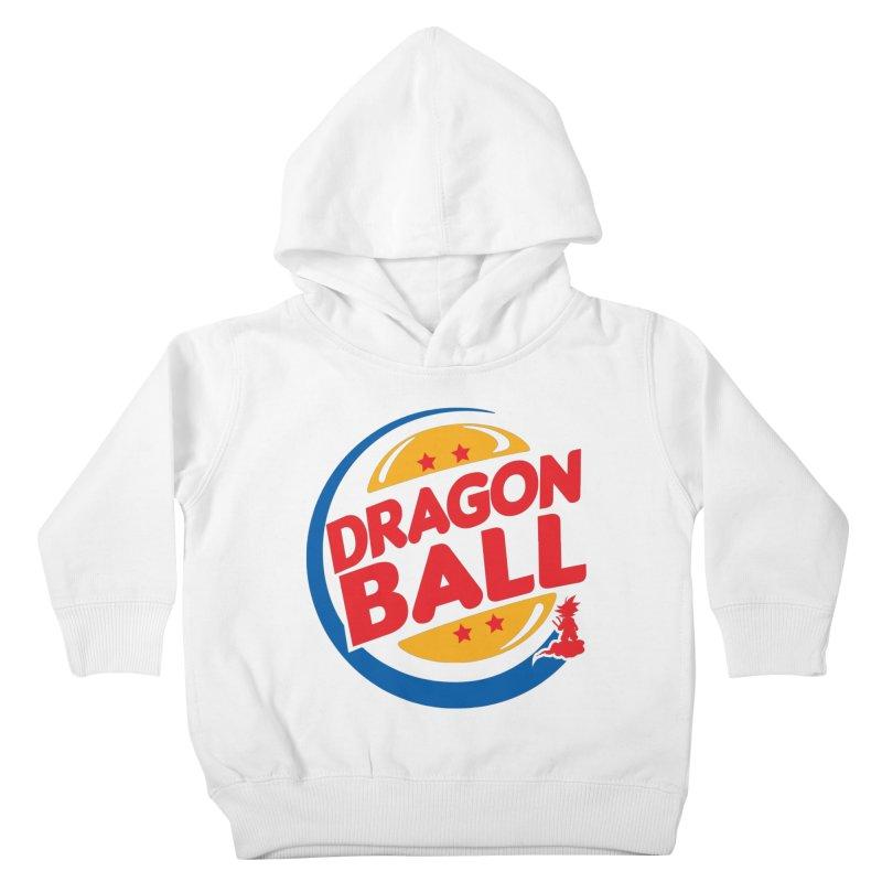 Dragon Ball Kids Toddler Pullover Hoody by Daletheskater