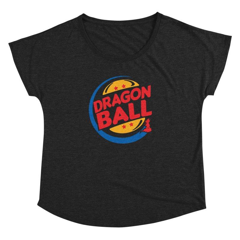 Dragon Ball Women's Dolman by Daletheskater