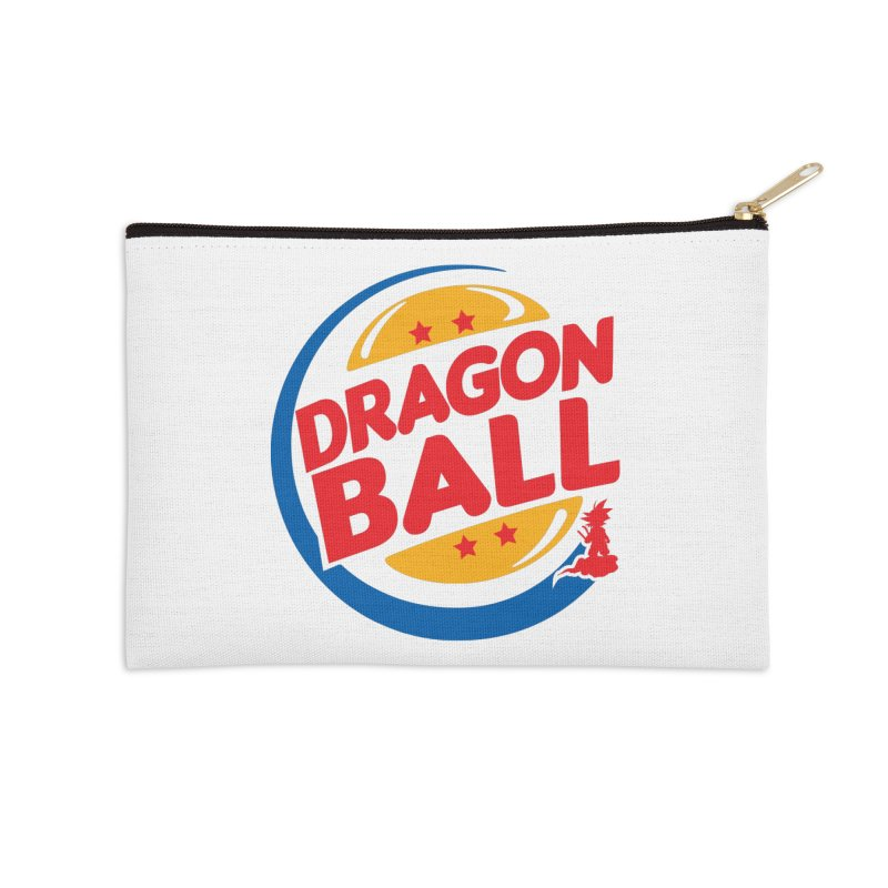 Dragon Ball Accessories Zip Pouch by Daletheskater