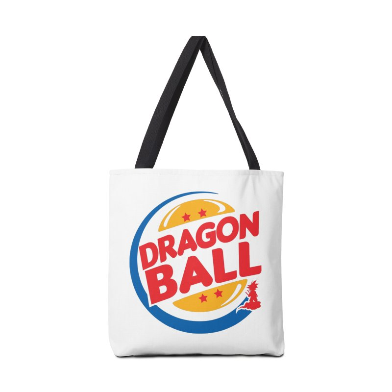Dragon Ball Accessories Bag by Daletheskater
