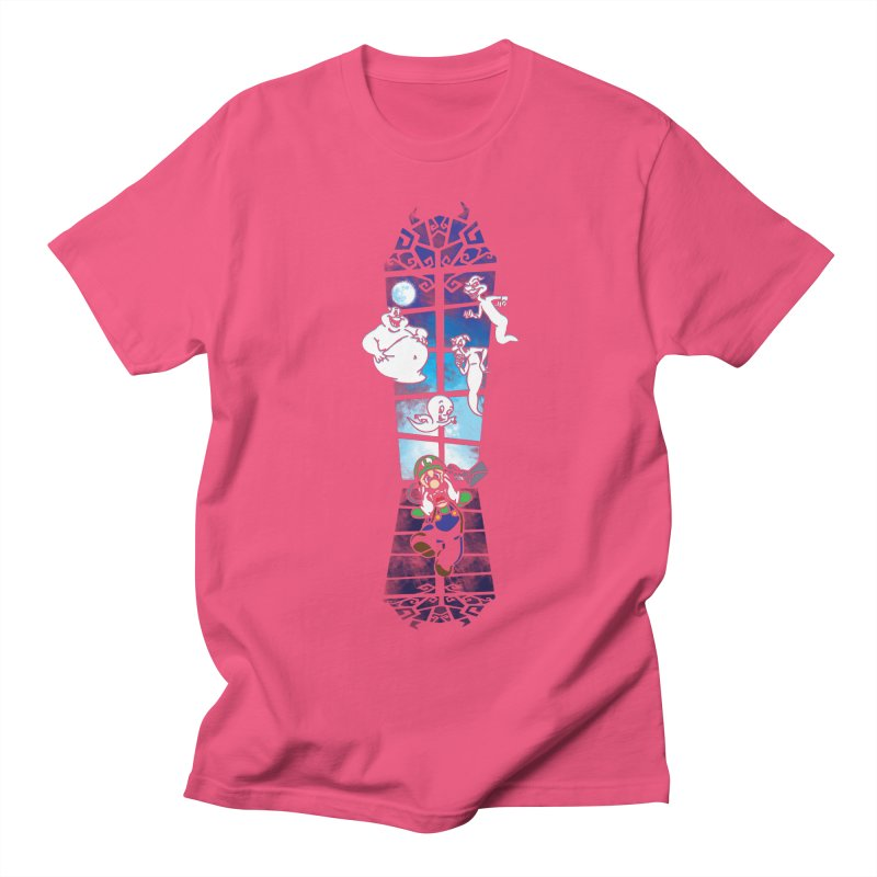 Surprise Visit Women's Regular Unisex T-Shirt by Daletheskater