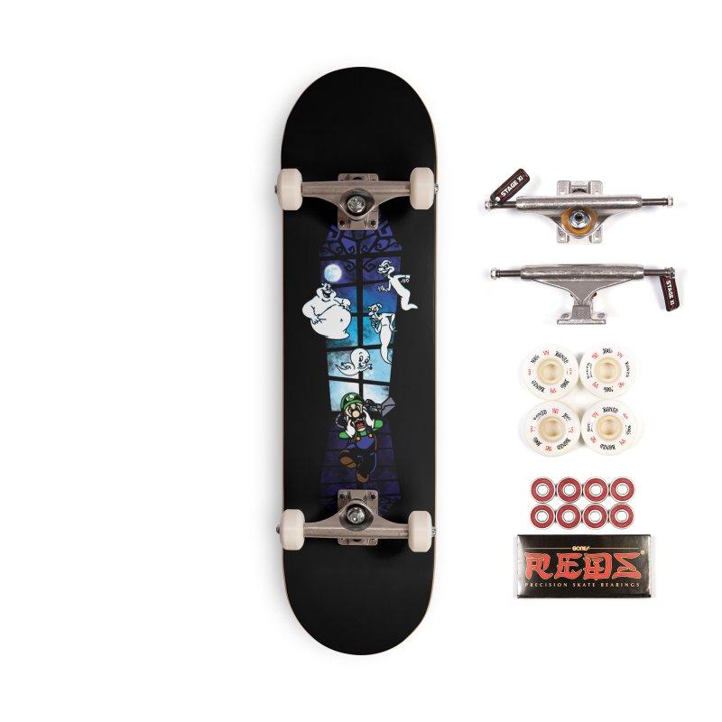 Surprise Visit Accessories Complete - Pro Skateboard by Daletheskater