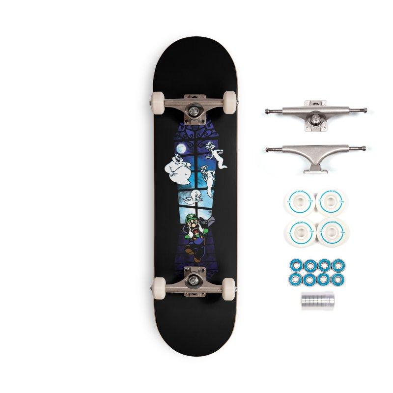 Surprise Visit Accessories Complete - Basic Skateboard by Daletheskater