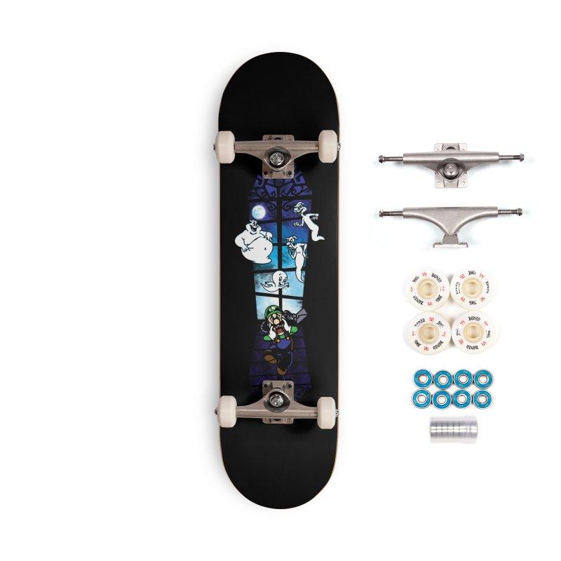Surprise Visit Accessories Complete - Premium Skateboard by Daletheskater