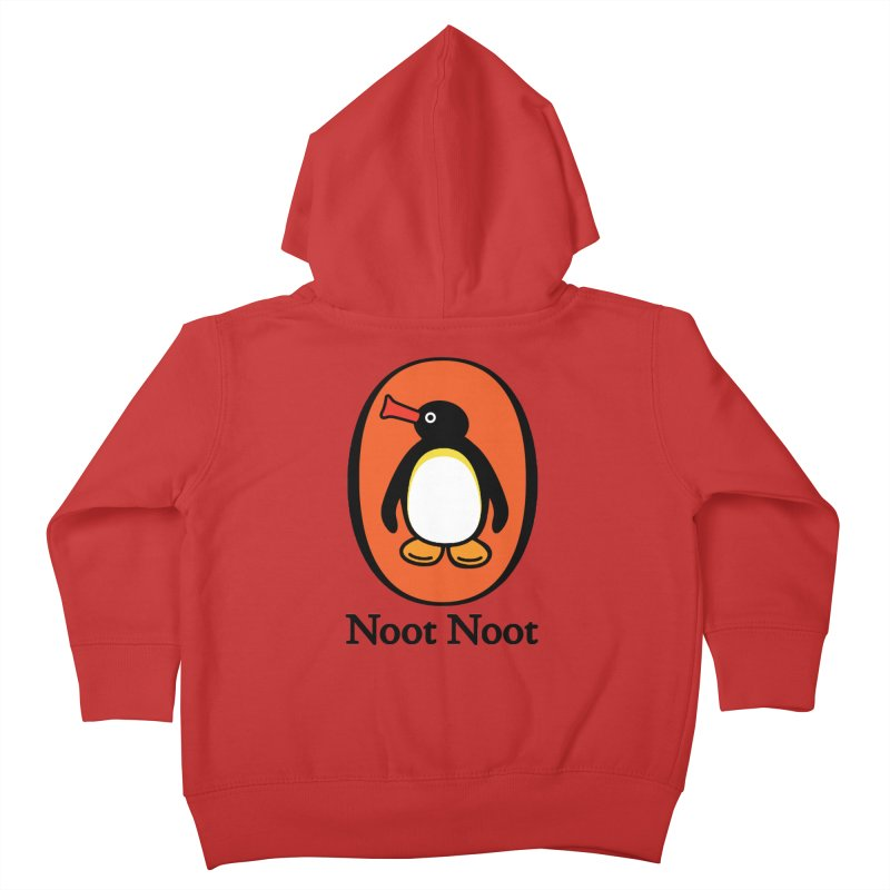 Noot Noot Kids Toddler Zip-Up Hoody by Daletheskater