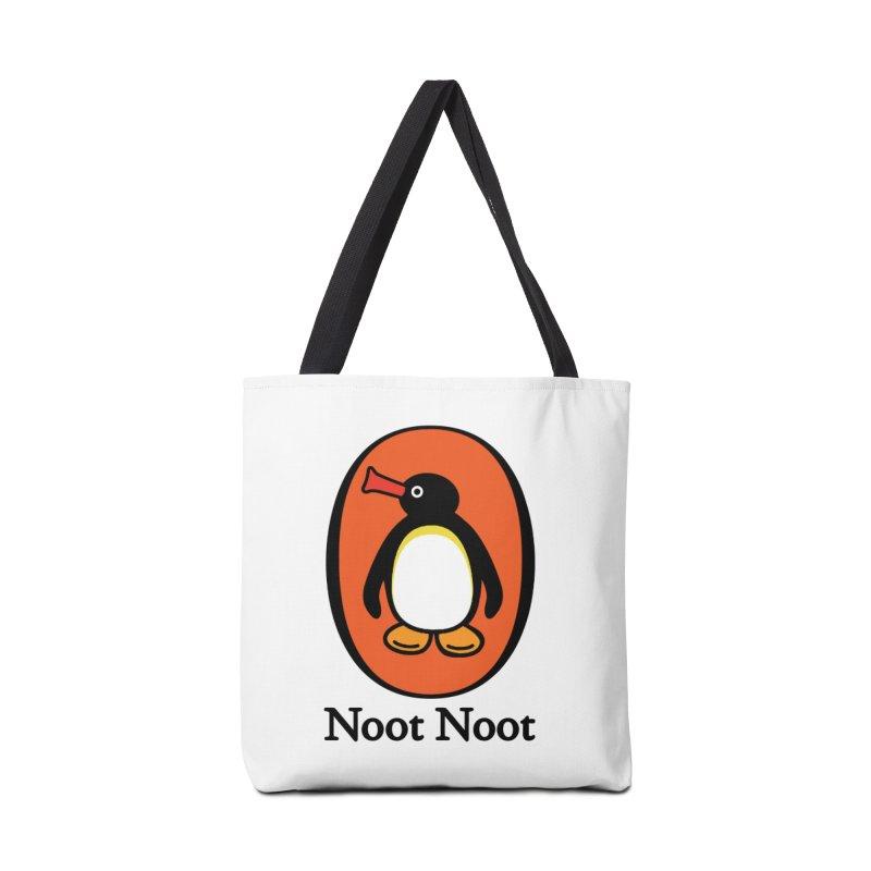 Noot Noot Accessories Tote Bag Bag by Daletheskater