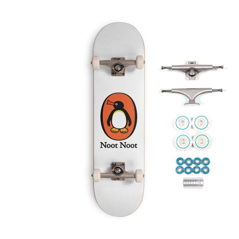 Noot Noot Accessories Complete - Basic Skateboard by Daletheskater