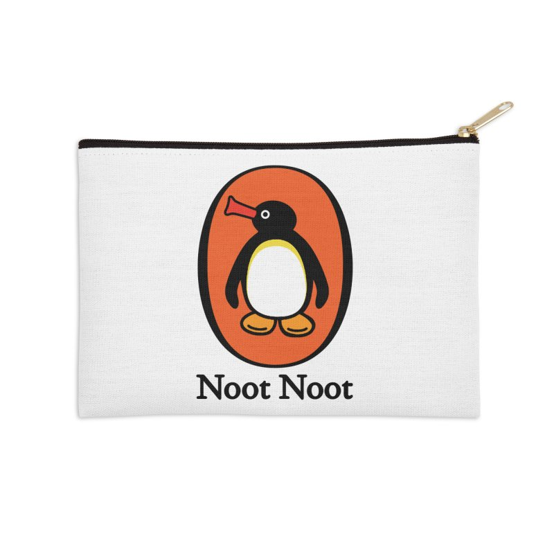 Noot Noot Accessories Zip Pouch by Daletheskater