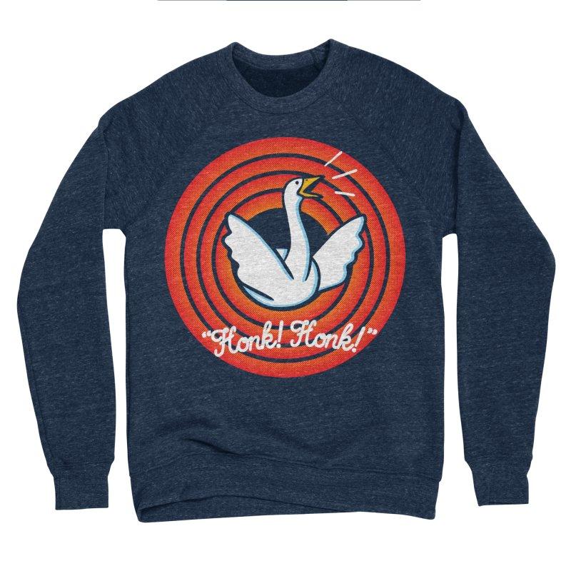 Honk! Honk! Women's Sponge Fleece Sweatshirt by Daletheskater
