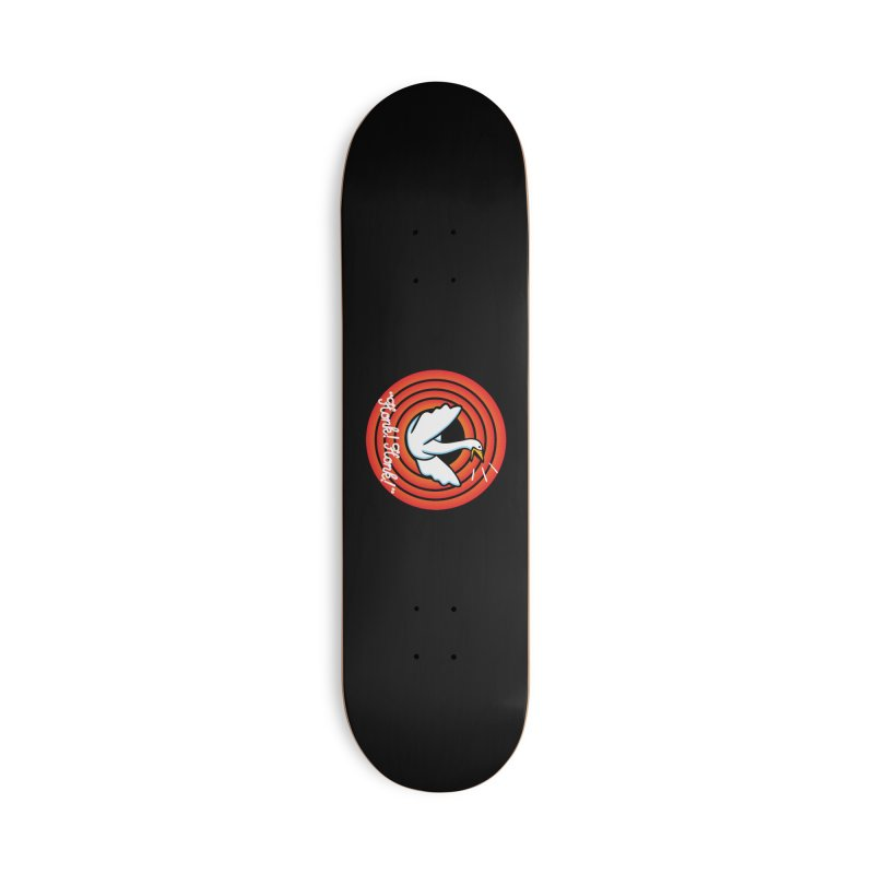 Honk! Honk! Accessories Deck Only Skateboard by Daletheskater
