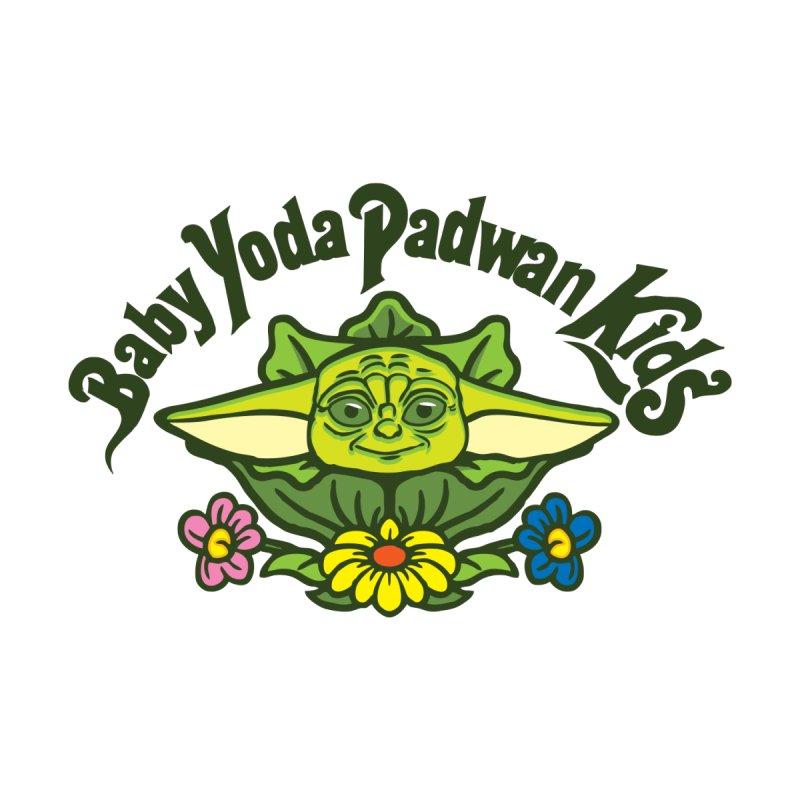 Baby Yoda Padwan Kids by Daletheskater