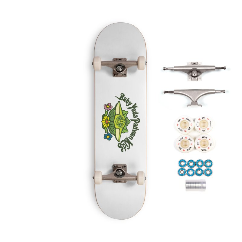 Baby Yoda Padwan Kids Accessories Complete - Premium Skateboard by Daletheskater