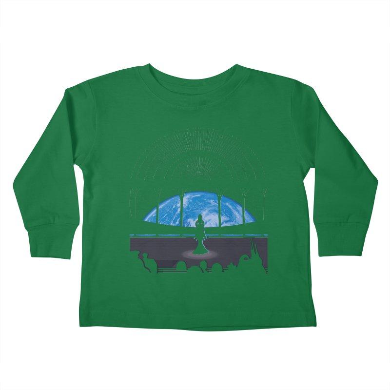 Diva Song Kids Toddler Longsleeve T-Shirt by Daletheskater