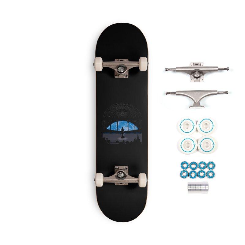 Diva Song Accessories Complete - Basic Skateboard by Daletheskater