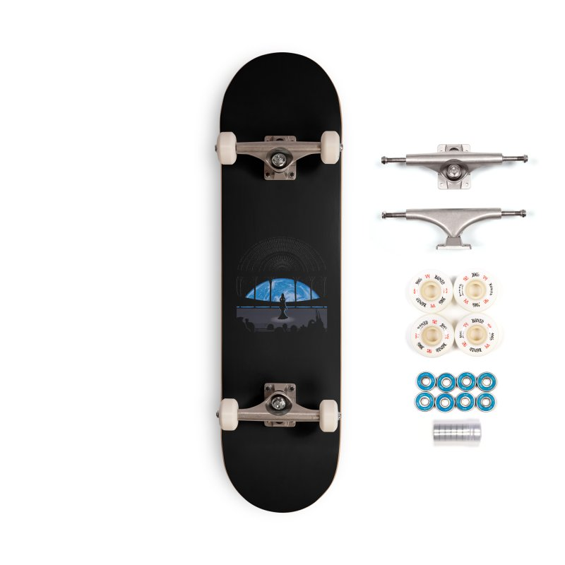 Diva Song Accessories Complete - Premium Skateboard by Daletheskater