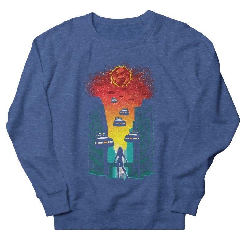 Space Fugitive Men's Sweatshirt by Daletheskater