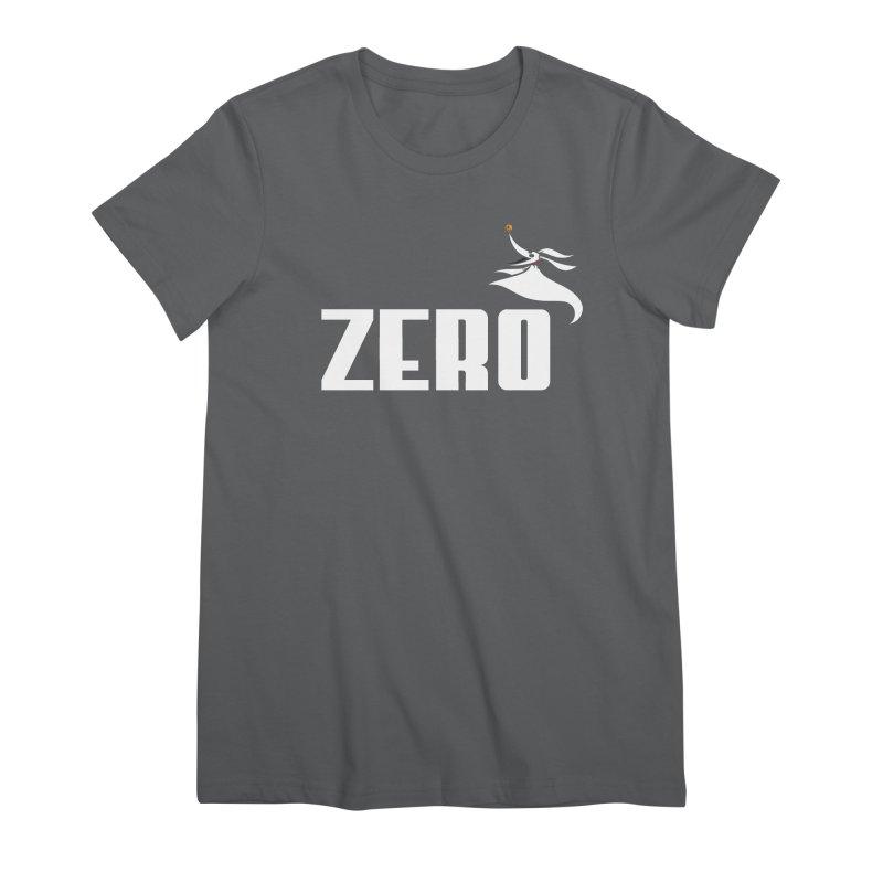 Zero Women's T-Shirt by Daletheskater