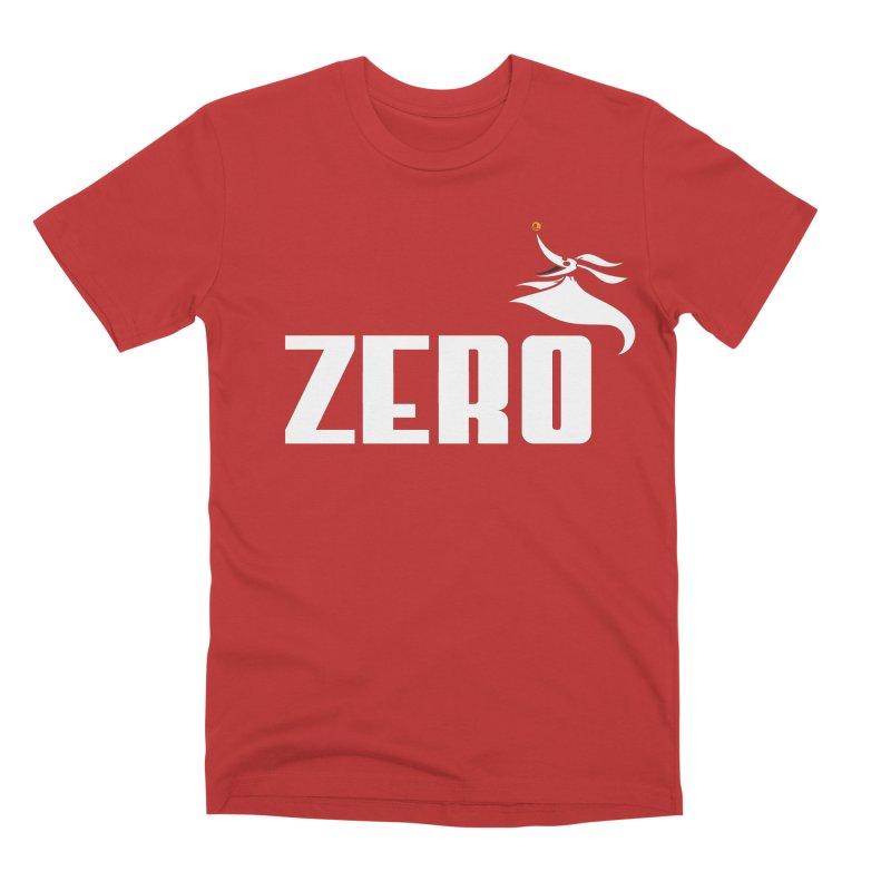 Zero Men's Premium T-Shirt by Daletheskater