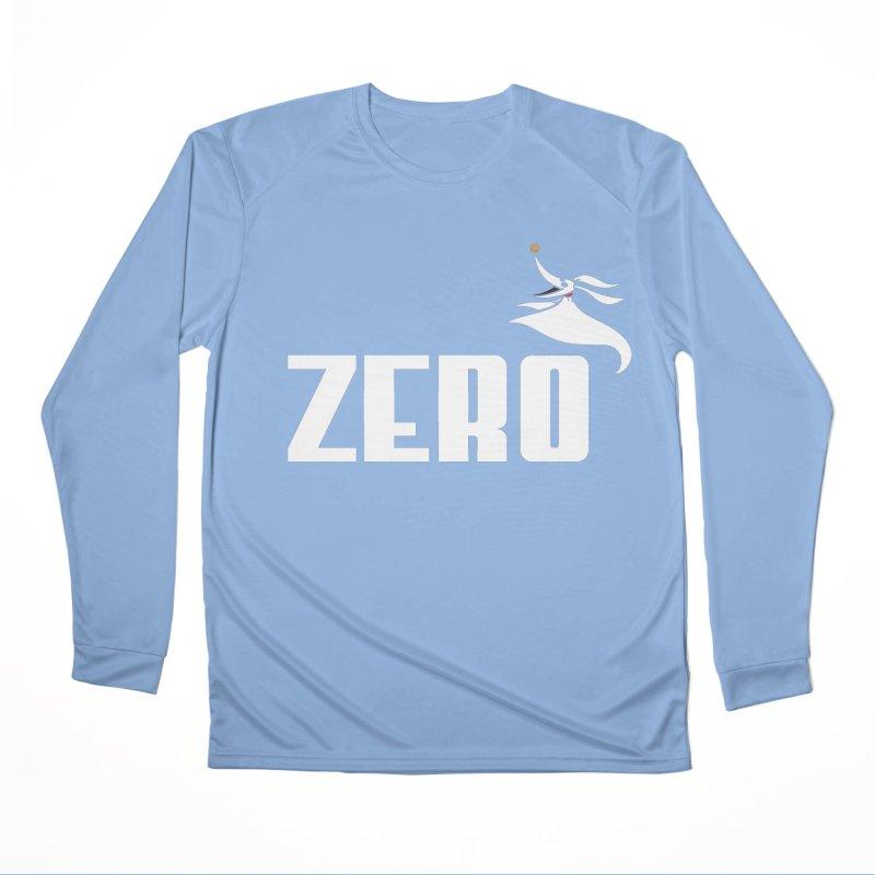 Zero Women's Longsleeve T-Shirt by Daletheskater