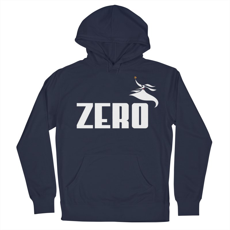Zero Women's French Terry Pullover Hoody by Daletheskater