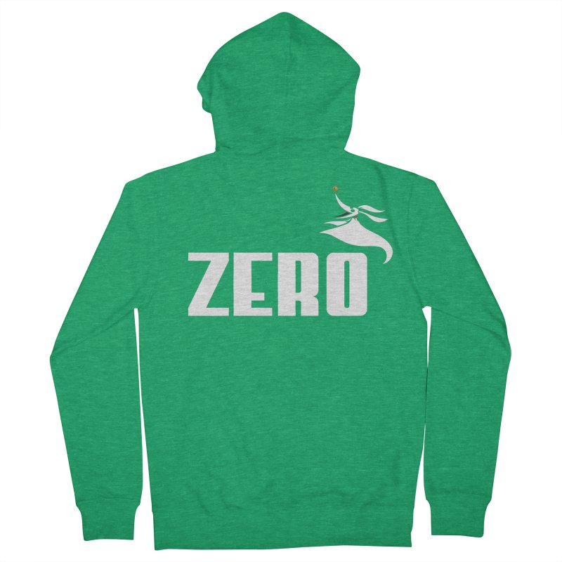 Zero Men's Zip-Up Hoody by Daletheskater